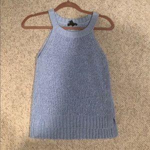 Women's sleeveless sweater